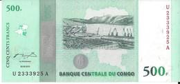 CONGO - 500 Francs 2010 - UNC - Congo