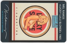 GERMANY O-Serie B-948 - 078B 01.94 - Painting, Woman, Erotic, Mel Ramos - MINT - Deutschland