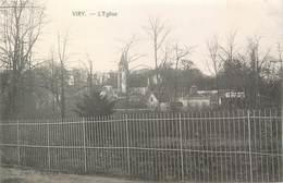 CPA 91 Essonne Viry-Châtillon L'Eglise - Viry-Châtillon