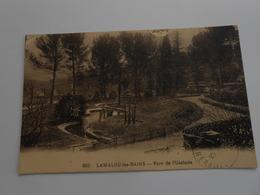 Lamalou Les Bains Parc De L'Usclade - Lamalou Les Bains