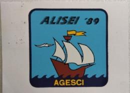 ALISEI '89 AGESCI 1989 TREIA (MC) - Movimiento Scout