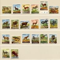 1953 Fauna Angolana (Série Completa) - Angola