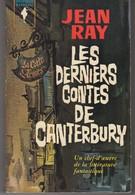 LES DERNIERS CONTES DE CANTERBURY De Jean RAY Marabout  G166 E.O. Voir Description Et Scans - Fantastici