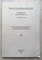 Inventaris Van Het Archief V.h. Klooster O.L.V. Van De Karmelberg GERAARDSBERGEN - Geschoeide Karmelieten - Geraardsbergen