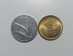 Italia  Serie 10-20 Lire 1981 - Other