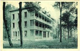 CPA DE MAGNANVILLE  (YVELINES)  SANATORIUM DE L'ASSOCIATION LEOPOLD BELLAN  -  PAVILLON ANNEXE - Magnanville