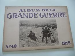 Album Allemand De La Grande Guerre 1914 1918 - 1914-18