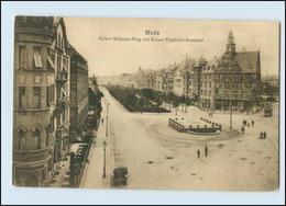 N1251/ Metz Kaiser-Wilhelm-Ring AK Ca.1920 - Lothringen