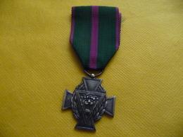 Croix De La Résistance Belge 1940 1945 - 1939-45