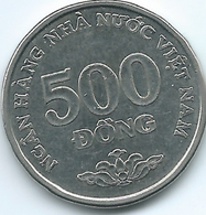 Vietnam - 2003 - 500 Dong - KM74 - Viêt-Nam
