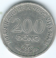 Vietnam - 2003 - 200 Dong - KM71 - Viêt-Nam