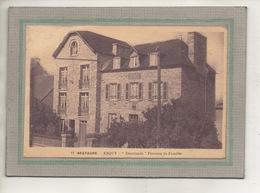 "CPA - (22) ERQUY - Aspect De La Pension De Famille "" Emeraude"" En 1937 - Erquy"