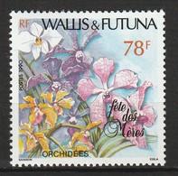 WALLIS Et FUTUNA - N°397 ** (1990) Orchidées - Nuovi