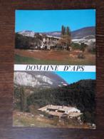 L27/1228 MORIEZ . Domaine D'Aps - France