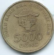 Vietnam - 2003 - 5000 Dong - KM73 - Vietnam