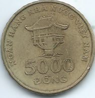 Vietnam - 2003 - 5000 Dong - KM73 - Viêt-Nam