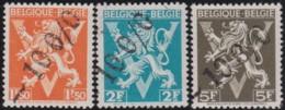 Belgie    .    OBP     . 724  G/H/I     .     **      .    Postfris  .   /   .   Neuf SANS Charnière - Nuovi