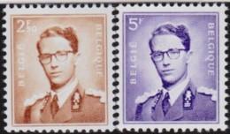 Belgie    .    OBP     .   1028/1029   .     **      .    Postfris  .   /   .   Neuf SANS Charnière - Unused Stamps