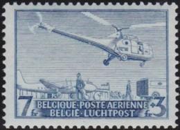 Belgie    .    OBP     .   LP 25    .     **      .    Postfris  .   /   .   Neuf SANS Charnière - Poste Aérienne