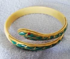 Bracelet En Forme De Serpent - Bracelets