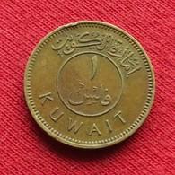 Kuwait 1 Fils 1961 KM# 2  Koweit Koeweit - Kuwait