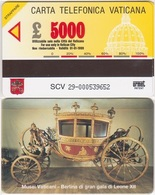 695/ Vatican; SCV 29 - Vaticano