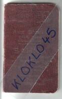 AGENDA 1931 - Aux Stocks  Cuirs Gants Canadiennes - SAHANA PARIS 12 Avenue Simon Bolivar XXe - Calendars
