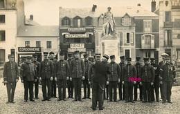 PHOTO : Mers Les Bains, Le Tréport, Photo D'une Ancienne Carte Postale, 2 Scans - Trains