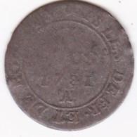 ISLES DE FRANCE ET BOURBON . 3 SOUS 1781 A . LOUIS XVI - Réunion