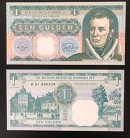 2019 Matej Gabris 1 Een Gulden Koning Willem I Der Nederlanden Netherlands Niederlande UNC SPECIMEN ESSAY Tirage Limité - Specimen