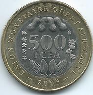 West AfrIcan States - 2003 - 500 Francs - KM15 - Monedas