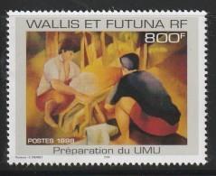 WALLIS Et FUTUNA - N°512 ** (1998)  Préparation Du Umu - Neufs