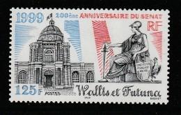 WALLIS Et FUTUNA - N°531A ** (1999) Sénat - Unused Stamps