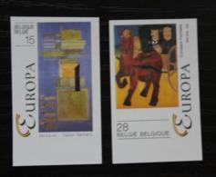 2501/02 'Europa 1993' - Ongetand - CW: 100 Euro - Zeer Mooi! - Belgique