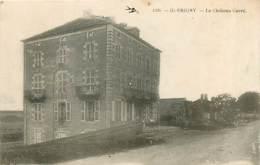 58* GUERIGNY Château  Carre        MA105,0327 - Guerigny