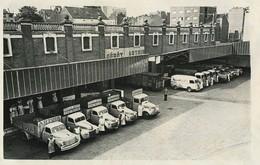 Photo : Stella Artois, Depot Schaarbeek, Schaerbeek, Old Cars, Autos, Camions,Reproduction; 2 Scans - Automobiles