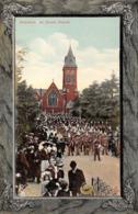R360905 Aldershot. All Saints Church. Tuck. Framed Charmette. 907 - Cartes Postales