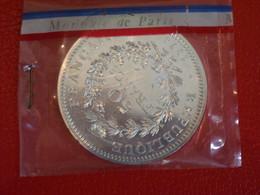 France - ESSAI - 50 Francs Hercule 1974 - Argent - Blister D'Origine Monnaie De Paris - France