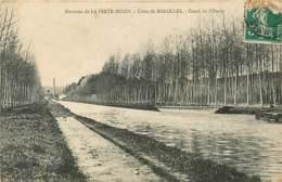 60* MAROLLES  Canal  - Usine        MA105,0707 - France