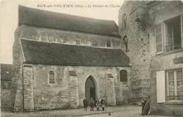 60* ACY En MULTIEN  Portail Eglise      MA105,0712 - France