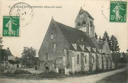 60* VARINFROY  Eglise         MA105,0718 - France