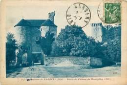 60* MONTEPILLOY      Château  MA105,0763 - France