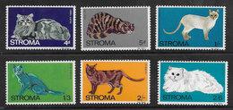 Stroma Chats Emission Locale Grande-Bretagne ** Stroma Cats Local GB Issue ** - Local Issues