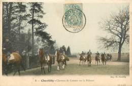 60* CHANTILLY Chevaux De Course S   MA105,0823 - Chantilly