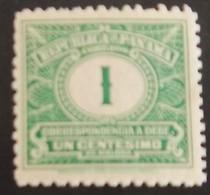 PANAMA TAXE YT 5 NEUF** ANNÉE 1931 - Panama