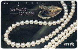 JAPAN N-208 Magnetic NTT [371-067] - Jewelry, Pearl - Used - Japan