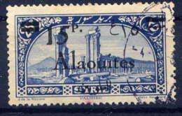 ALAOUITES  - 46° - PALMYRE - Oblitérés