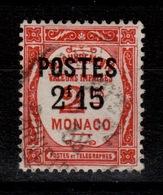 Monaco - YV 151 Oblitere Cote 9,50 Euros - Monaco