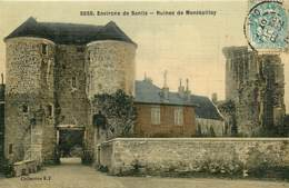 60* MONTEPILLOY Ruines Chateau       MA105,1165 - France