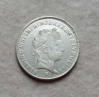 """Impero Austro-Ungarico 20 Kr. 1848B """"S.Maria"""" - Oostenrijk"""
